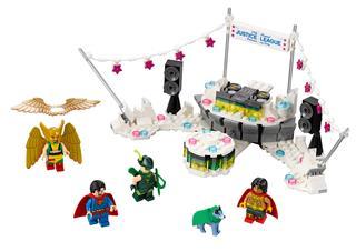 LEGO 70919 - LEGO Batman Movie - Az Igazság Ligája - évfordulós ü...