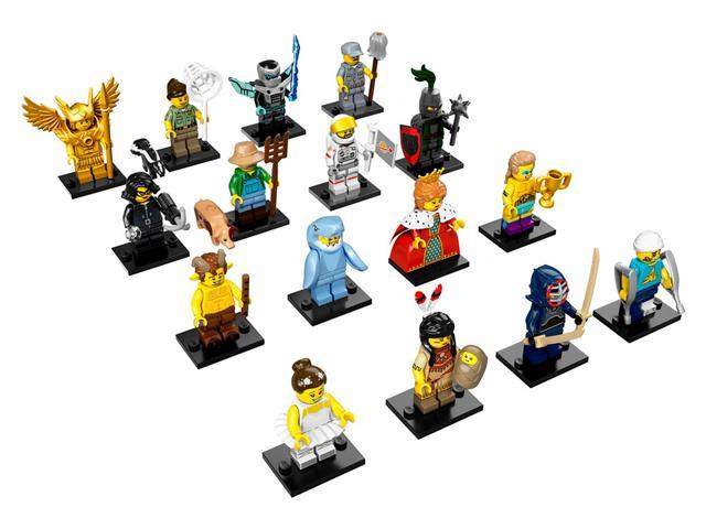 LEGO 71011 - LEGO Minifigures - 15. széria