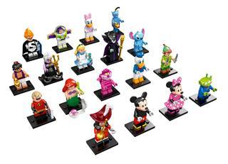 LEGO 71012 - LEGO Minifigurák - Disney mesehősök