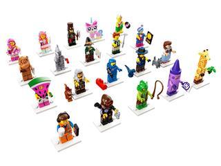 LEGO 71023 - The LEGO Movie 2 - Minifigura sorozat