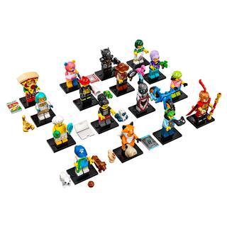LEGO 71025 - LEGO Minifigurák - 19. széria