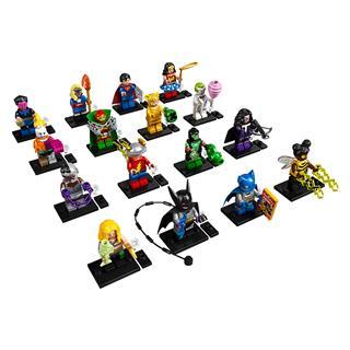 LEGO 71026 - LEGO Super Heroes - Gyûjthetõ minifigura sorozat