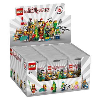 LEGO 71027B - LEGO Minifigurák - 20. széria - teljes doboz