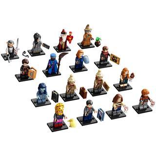 LEGO 71028 - LEGO Harry Potter - Minifigura sorozat - 2. széria