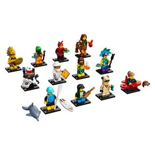 LEGO 71029 - LEGO minifigura sorozat - 21. széria