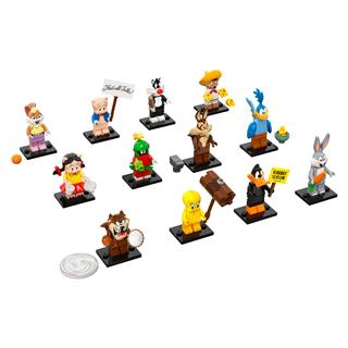 LEGO 71030 - LEGO Looney Tunes - Minifigura sorozat