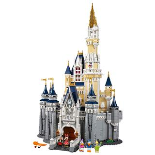 LEGO 71040 - LEGO Exclusive - Disney kastély