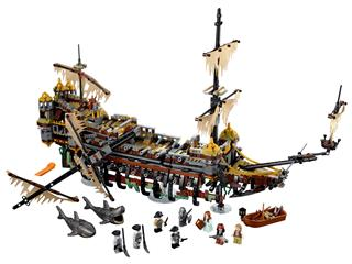 LEGO 71042 - LEGO Exclusive - Pirates of the Caribbean - Csendes ...