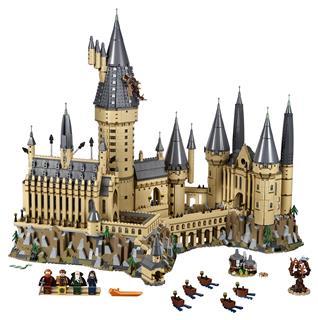 LEGO 71043 - LEGO Harry Potter - Roxfort kastély