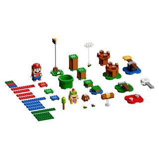 LEGO 71360 - LEGO Super Mario - Mario kalandjai kezdőpálya + ajándék