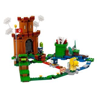 LEGO 71362 - LEGO Super Mario - Védett erõd kiegészítõ szett