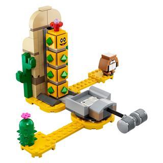 LEGO 71363 - LEGO Super Mario - Sivatagi Pokey kiegészítő szett