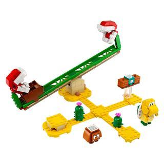 LEGO 71365 - LEGO Super Mario - A Piranha növény erőcsúszdája kie...