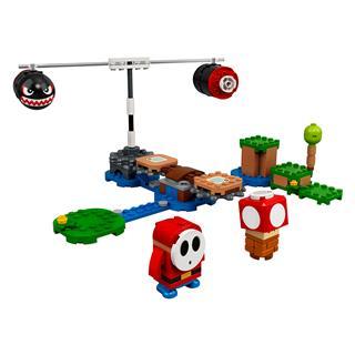 LEGO 71366 - LEGO Super Mario - Boomer Bill gát kiegészítő szett