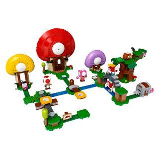 LEGO 71368 - LEGO Super Mario - Toad kincsvadászata kiegészítő szett