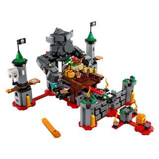 LEGO 71369 - LEGO Super Mario - Az utolsó csata Bowser kastélyába...