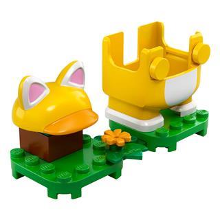 LEGO 71372 - LEGO Super Mario - Cat Mario szupererő csomag