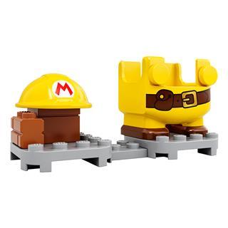 LEGO 71373 - LEGO Super Mario - Builder Mario szupererõ csomag