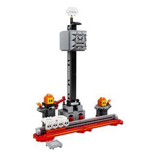 LEGO 71376 - LEGO Super Mario - Zuhanó Thwomp kiegészítõ szett