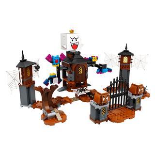 LEGO 71377 - LEGO Super Mario - King Boo és kísértettanyája kiegé...