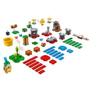 LEGO 71380 - LEGO Super Mario - Kalandmester készítő