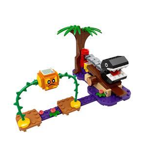 LEGO 71381 - LEGO Super Mario - Chain Chomp Találkozás a dzsungel...