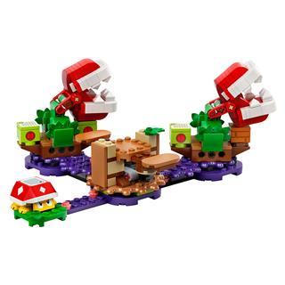 LEGO 71382 - LEGO Super Mario - A Piranha növény rejtélyes felada...