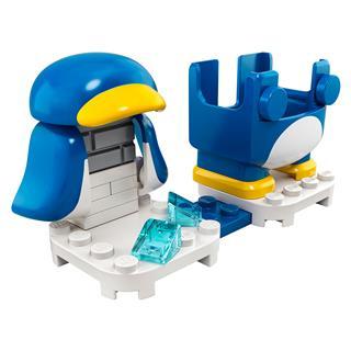 LEGO 71384 - LEGO Super Mario - Pingvin Mario szupererő csomag