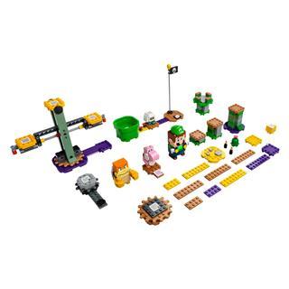 LEGO 71387 - LEGO Super Mario - Luigi kalandjai kezdőpálya