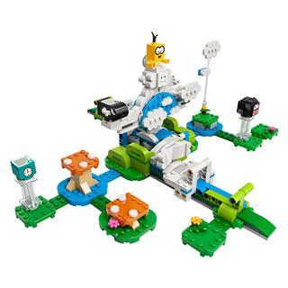 LEGO 71389 - LEGO Super Mario - Lakitu Sky World kiegészítő szett