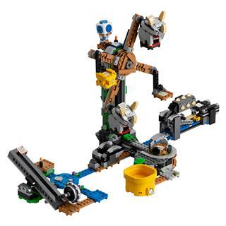 LEGO 71390 - LEGO Super Mario - Reznor leütő kiegészítő szett