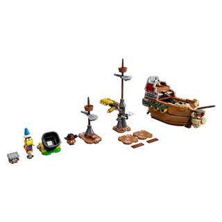 LEGO 71391 - LEGO Super Mario - Bowser léghajója kiegészítő szett