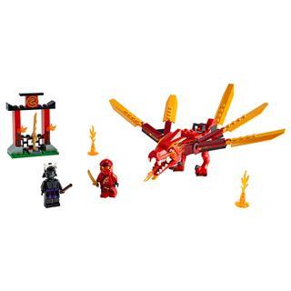 LEGO 71701 - LEGO NINJAGO - Kai tűzsárkánya