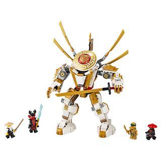 LEGO 71702 - LEGO NINJAGO - Arany mech