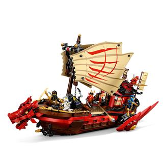 LEGO 71705 - LEGO NINJAGO - A Sors Adománya