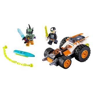 LEGO 71706 - LEGO NINJAGO - Cole speedere