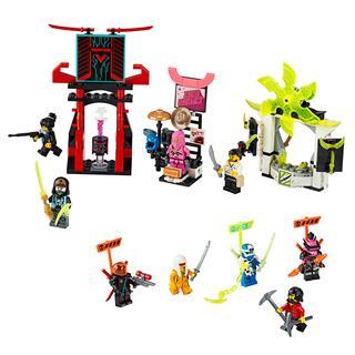 LEGO 71708 - LEGO NINJAGO - Játékosok piaca