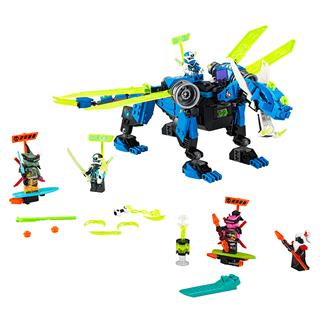 LEGO 71711 - LEGO NINJAGO - Jay kibersárkánya