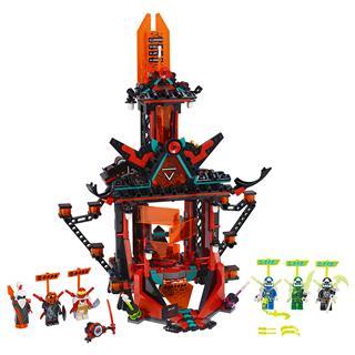 LEGO 71712 - LEGO NINJAGO - Az őrült birodalom temploma