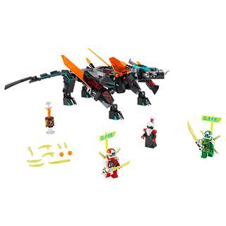 LEGO 71713 - LEGO NINJAGO - Birodalmi sárkány