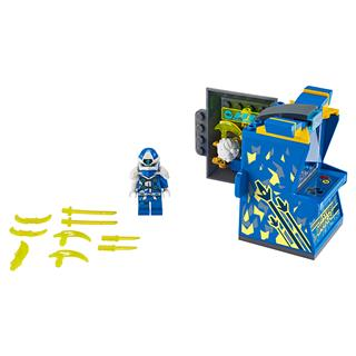 LEGO 71715 - LEGO NINJAGO - Jay Avatár - Játékautomata