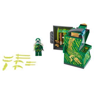 LEGO 71716 - LEGO NINJAGO - Lloyd Avatár - Játékautomata