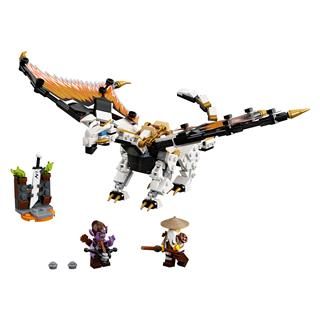 LEGO 71718 - LEGO NINJAGO - Wu harci sárkánya