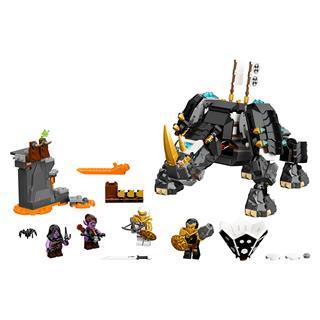 LEGO 71719 - LEGO NINJAGO - Zane Mino teremtménye