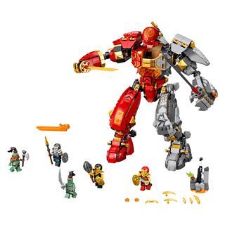 LEGO 71720 - LEGO NINJAGO - Tűzkő robot