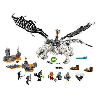 LEGO 71721 - LEGO NINJAGO - A koponyavarázsló sárkánya