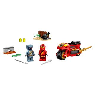LEGO 71734 - LEGO NINJAGO - Kai Pengés Motorja