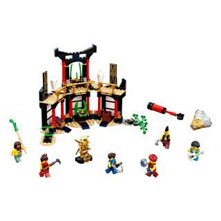 LEGO 71735 - LEGO NINJAGO - Az elemek bajnoksága
