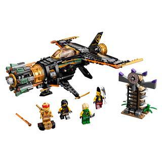 LEGO 71736 - LEGO NINJAGO - Sziklaromboló