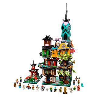 LEGO 71741 - LEGO NINJAGO - Városi Lombház